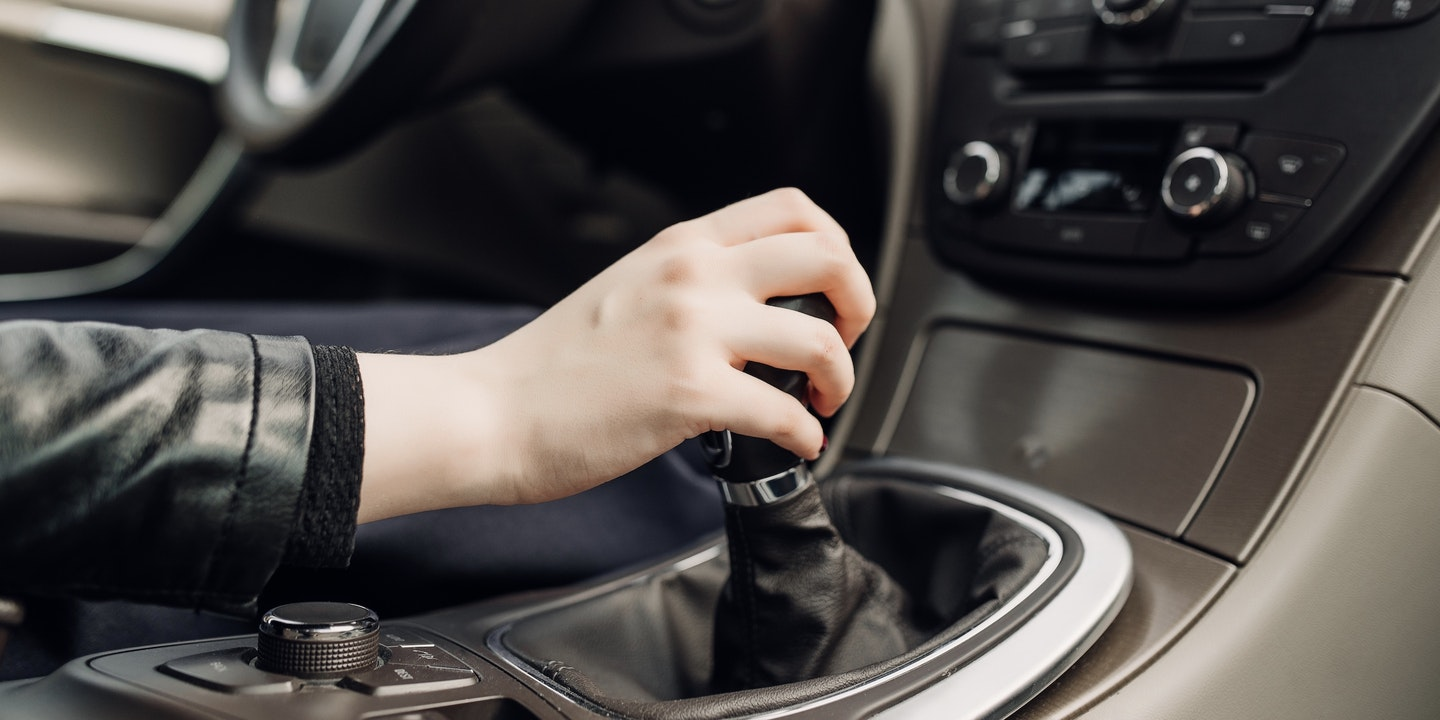 Are You Driving a Stick or Automatic?