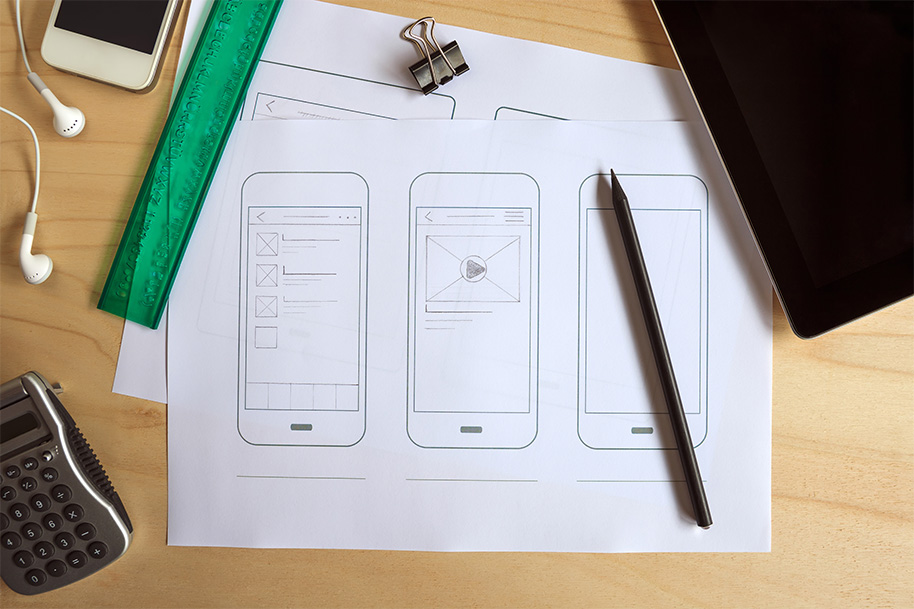 APP DESIGN & DEVELOPMENT