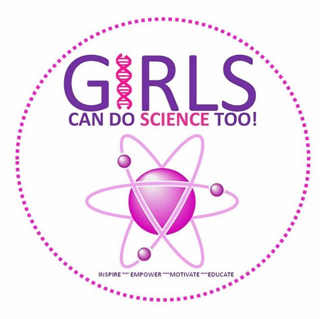 Girls Can Do Science Too