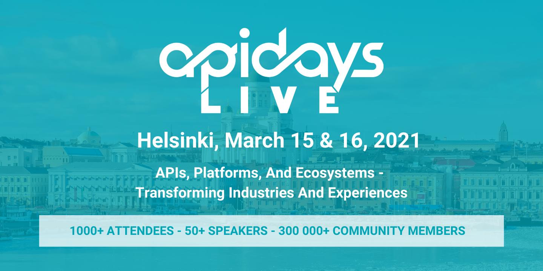 apidays LIVE Helsinki