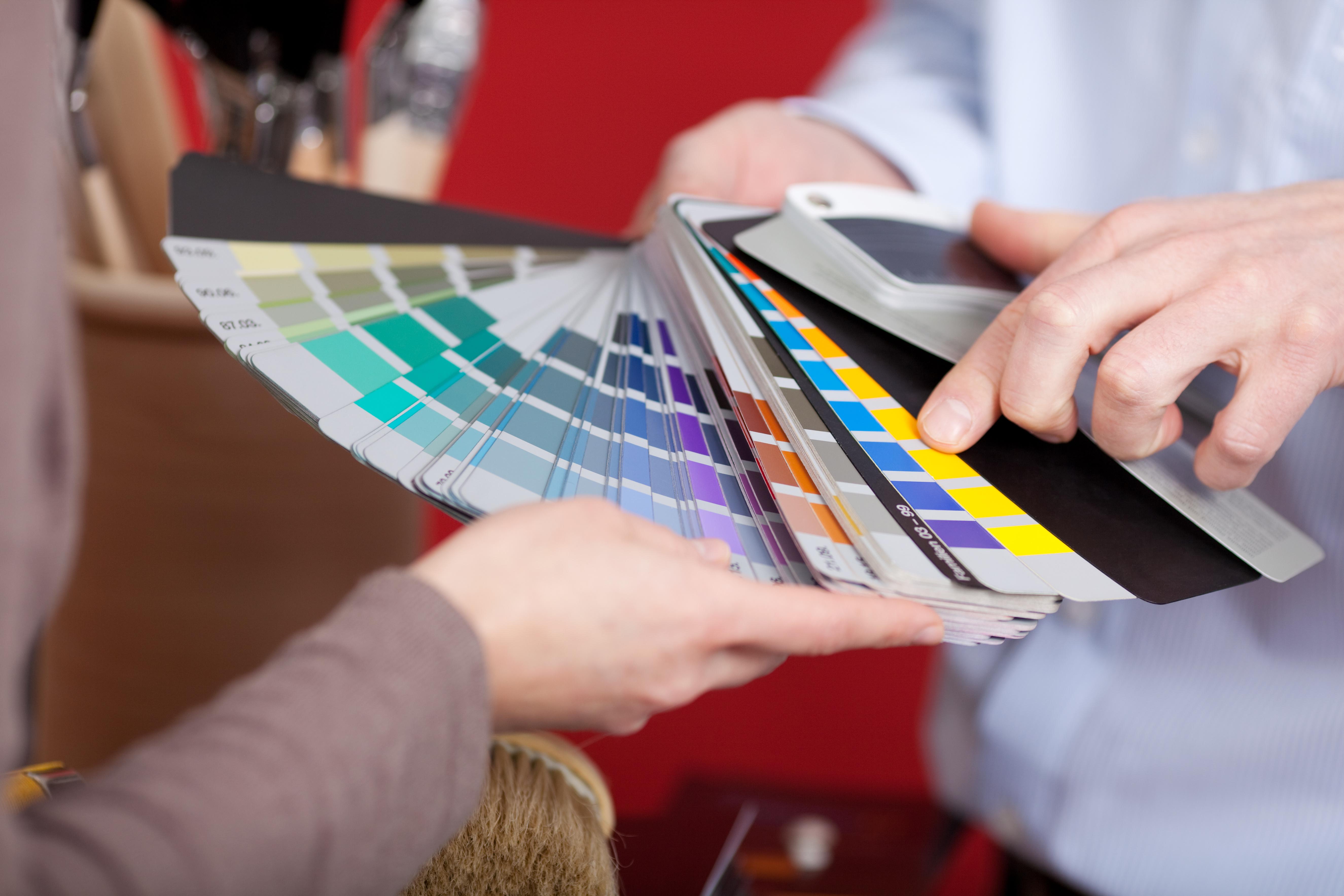 Créer une ambiance couleur