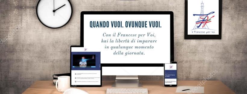 Impara il Francese Quando Vuoi e Ovunque ti trovi.