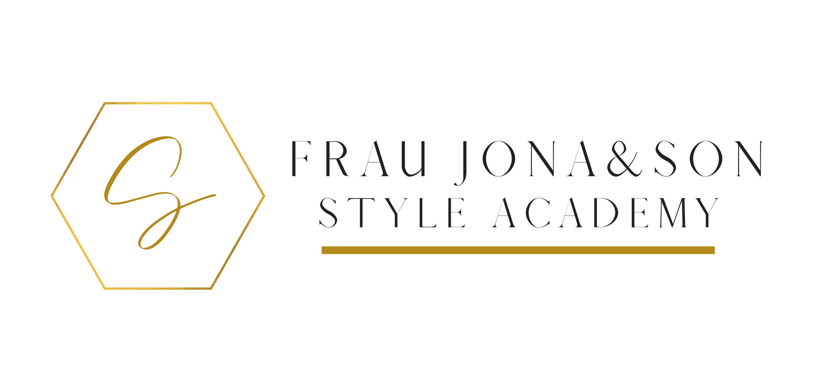 Frau Jona&Son Style Academy