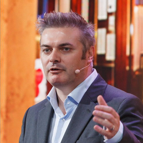 Kevin Johnson, Expert Lead, Innovation at ING