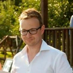 Ben Shorrock, Managing Director, TechSPARK