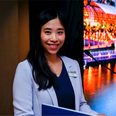 Ella Wu, Head of Financial Crime Compliance, Data Analytics & Training Services, APAC Professional Services, SWIFT