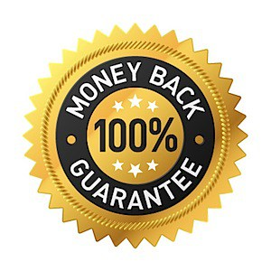 Our 100% Money Back Guarantee