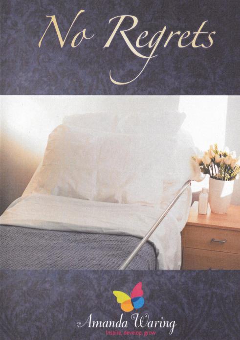 No Regrets training film: hospital bed.