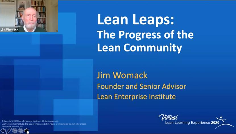 Lean Leaps: The Progress of the Lean Community