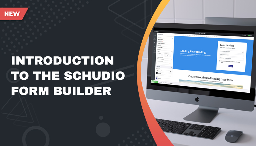 Introduction to The Schudio Form Builder