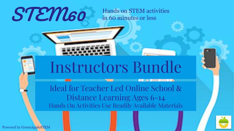 STEM Instructors Bundle