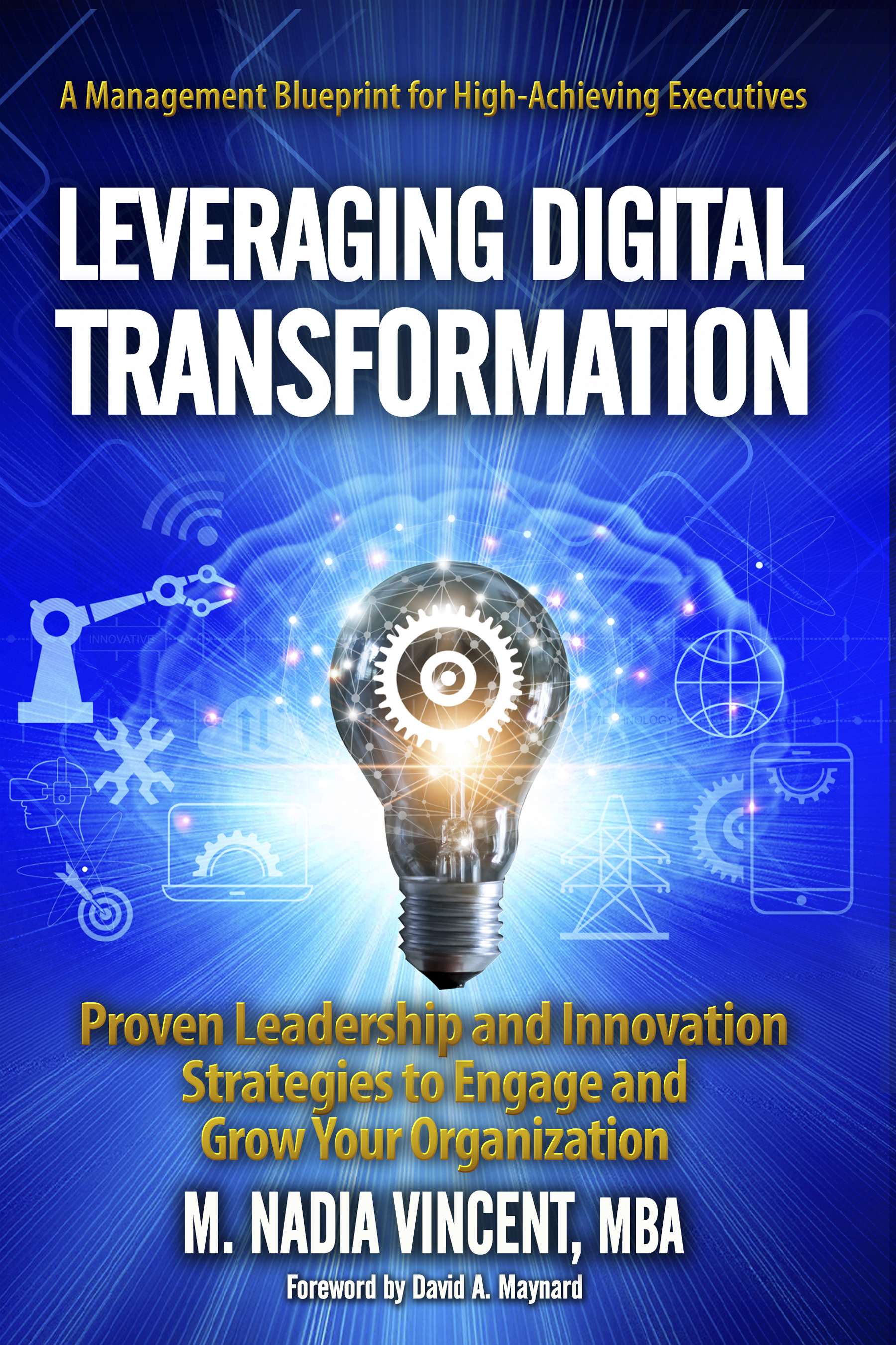 Leveraging digital transformation book
