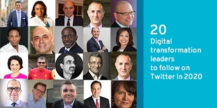 2Named by The Enterpriser's Project as one of 20 Digital Transformation Leaders to Follow on Twitter in 2020.