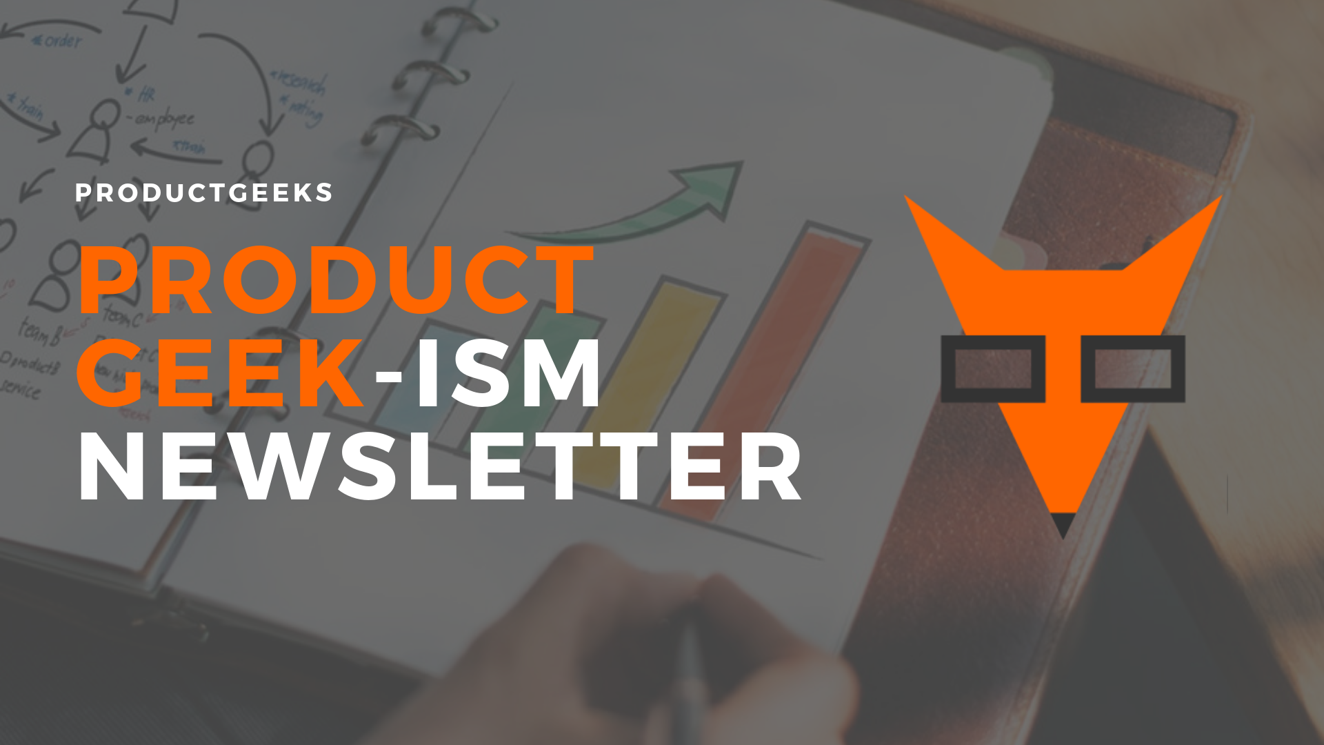 Subscribe to ProductGeek-ism Newsletter