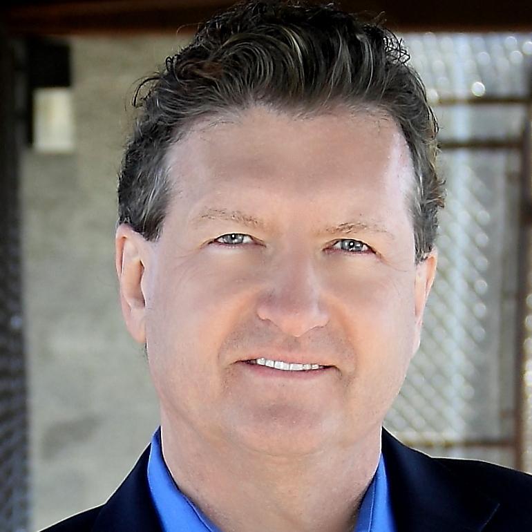 Jeffery Tobias Halter, President of YWomen, Author of Why Women