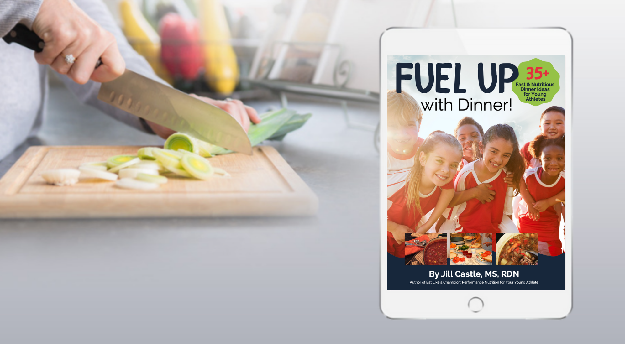 Fuel Up! Dinner Recipes for Young Athletes