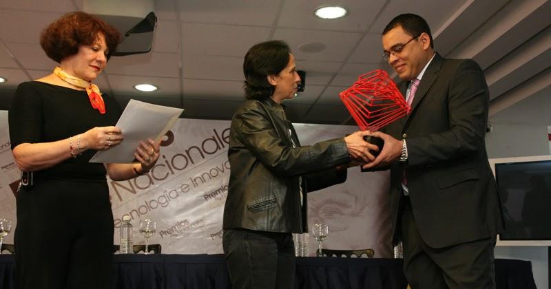 Premio Nacional de Ciencia y Tecnología 2008