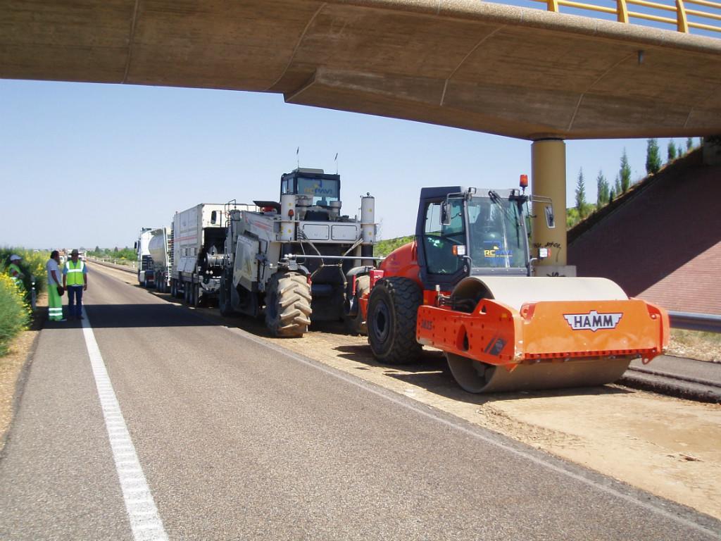El reciclaje, la clave de la infraestructura vial en Latinoamérica.