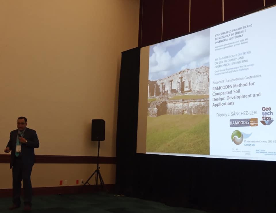 Presentación del método RAMCODES CSD en el Panamericano