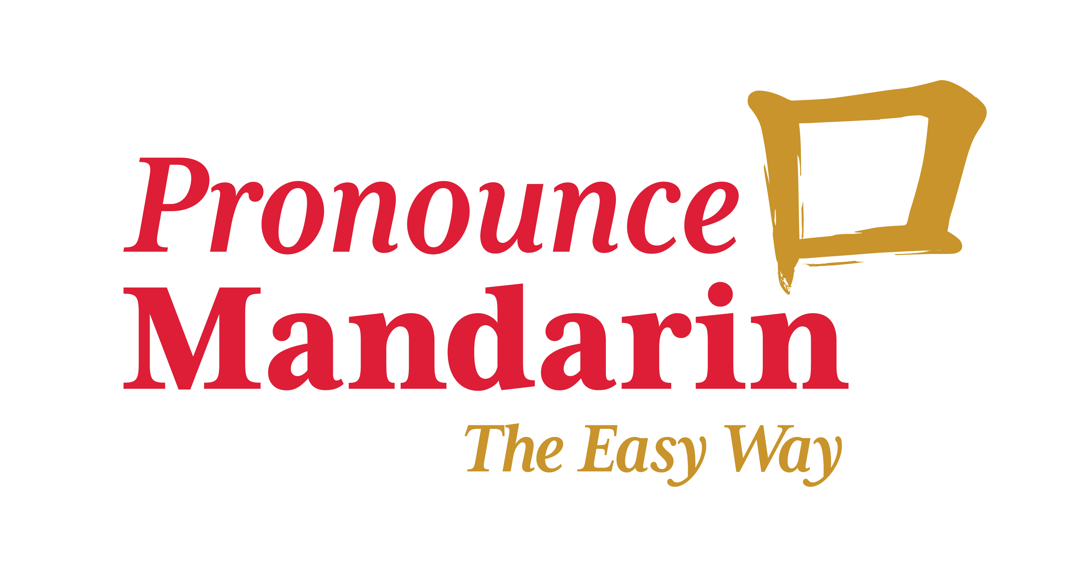 Pronounce Mandarin - The Easy Way