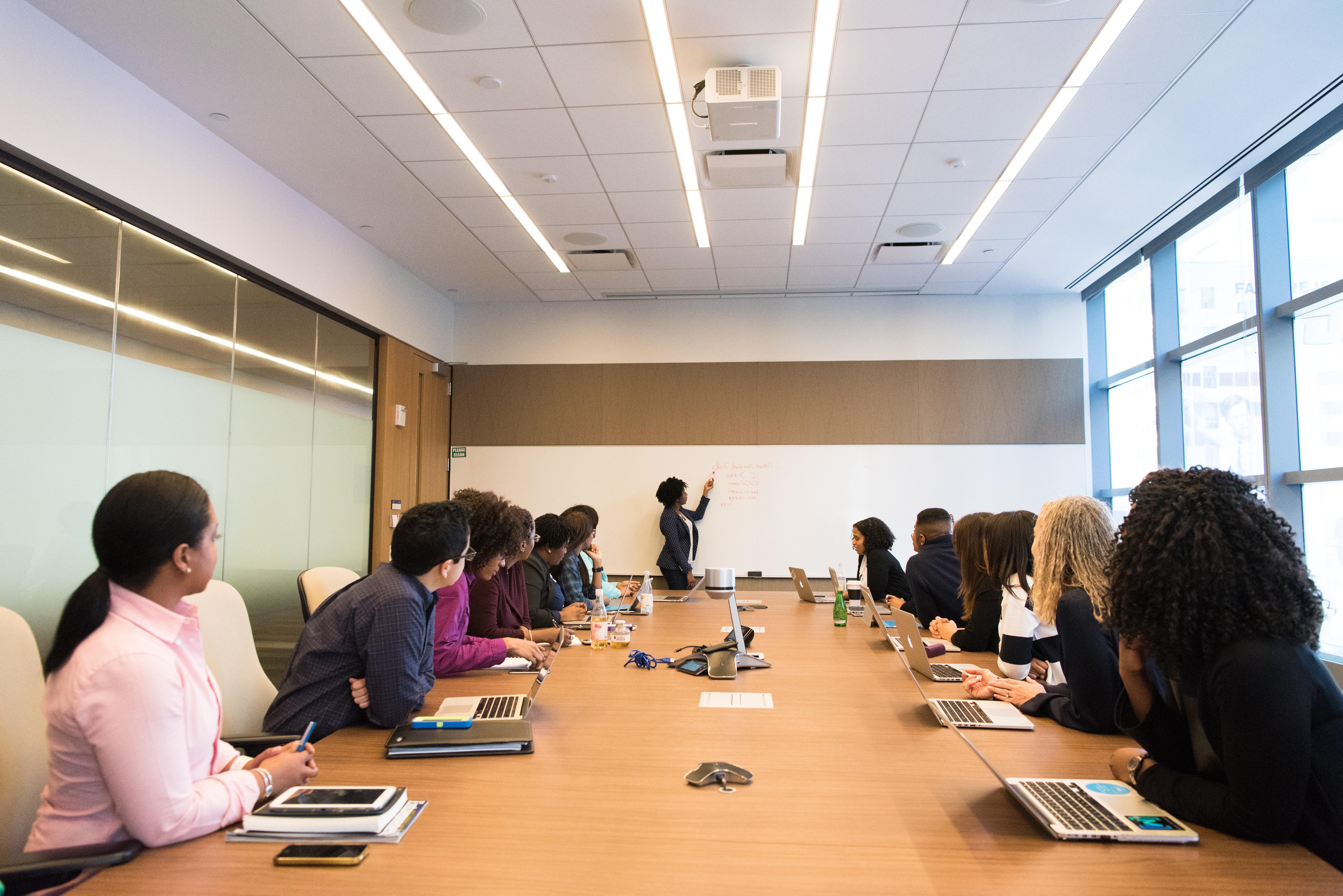Offline classroom training