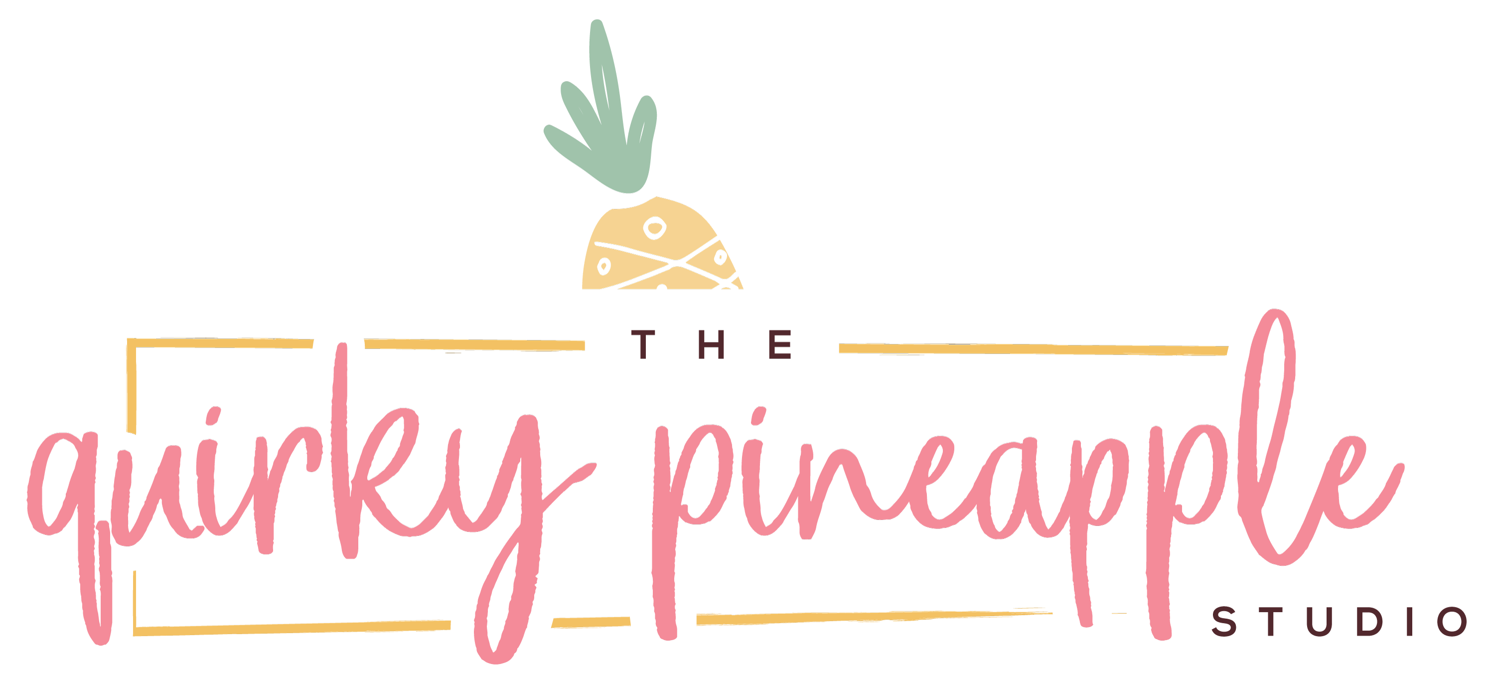 The Quirky Pineapple Studio Shop