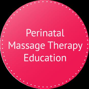 Perinatal Massage Therapy Education