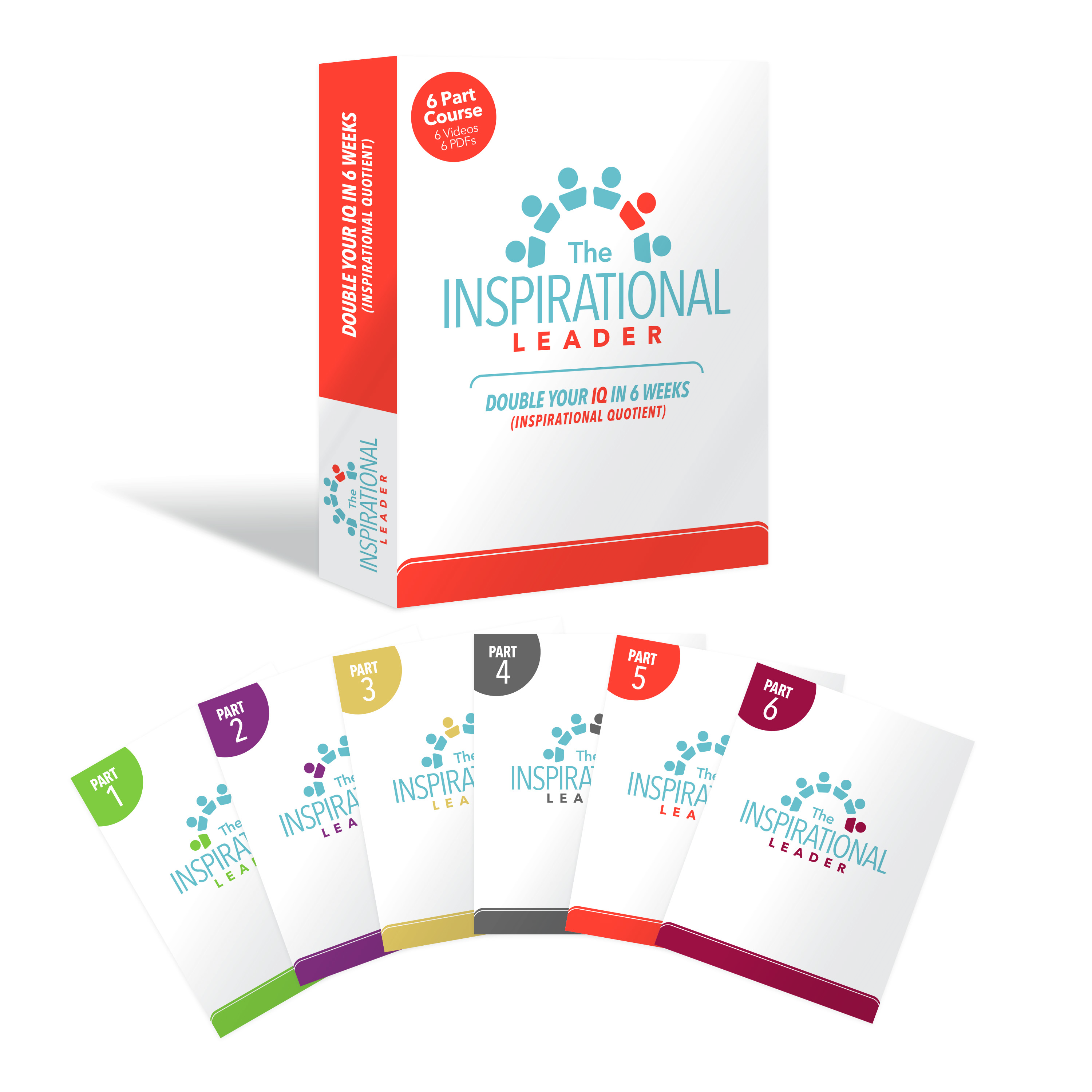 So that's 6 deep dive lessons on The 6 Paths, the Intro video, the Practice Prompts, the IQ Test, the Workbook, 5 Bonuses, and the In-Touch Leader Bonus Package, all for $697.