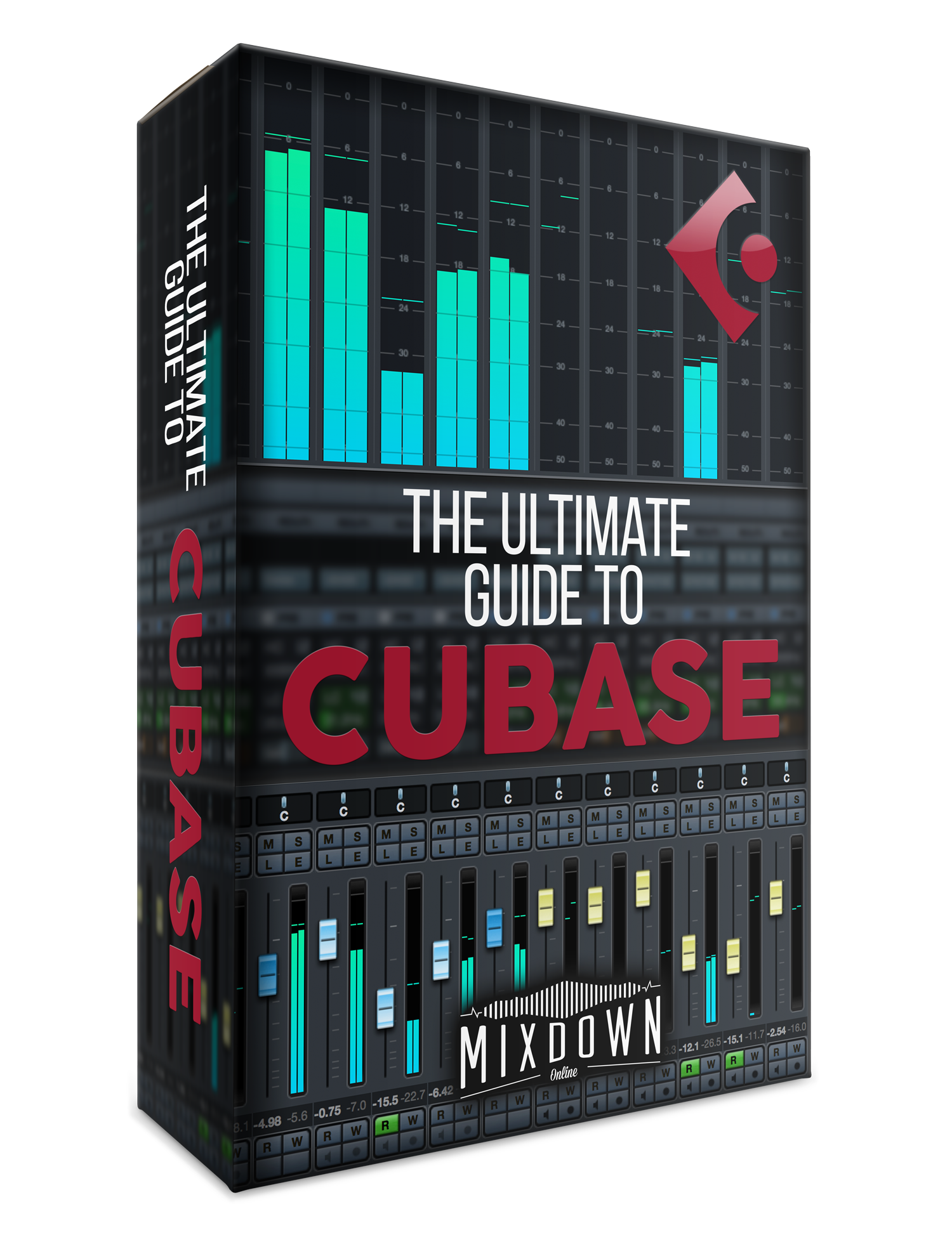 Get a better understanding of CUBASE with 9.5+ hours of video content.