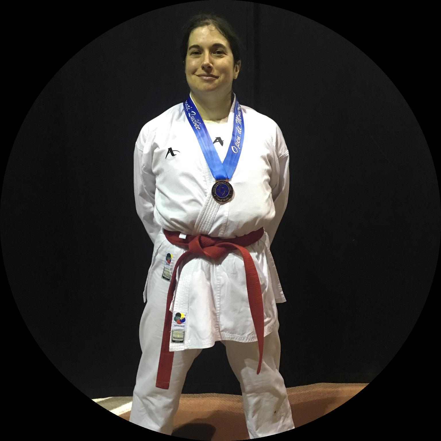 Karaté, Open de Montréal 2019, bronze Élite +68 kg