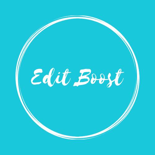 Edit Boost