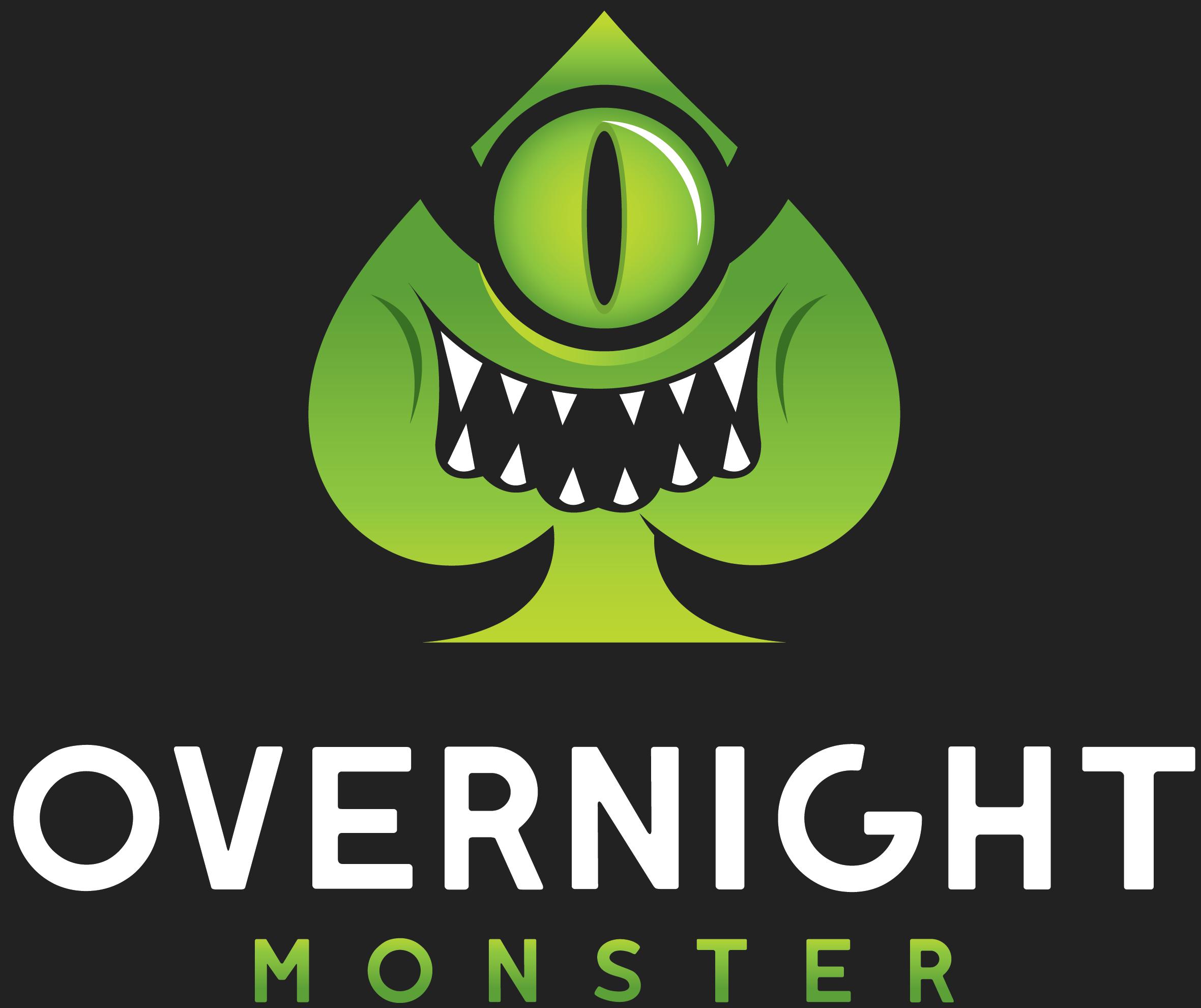 Overnight Monster by AlvinTeachesPoker
