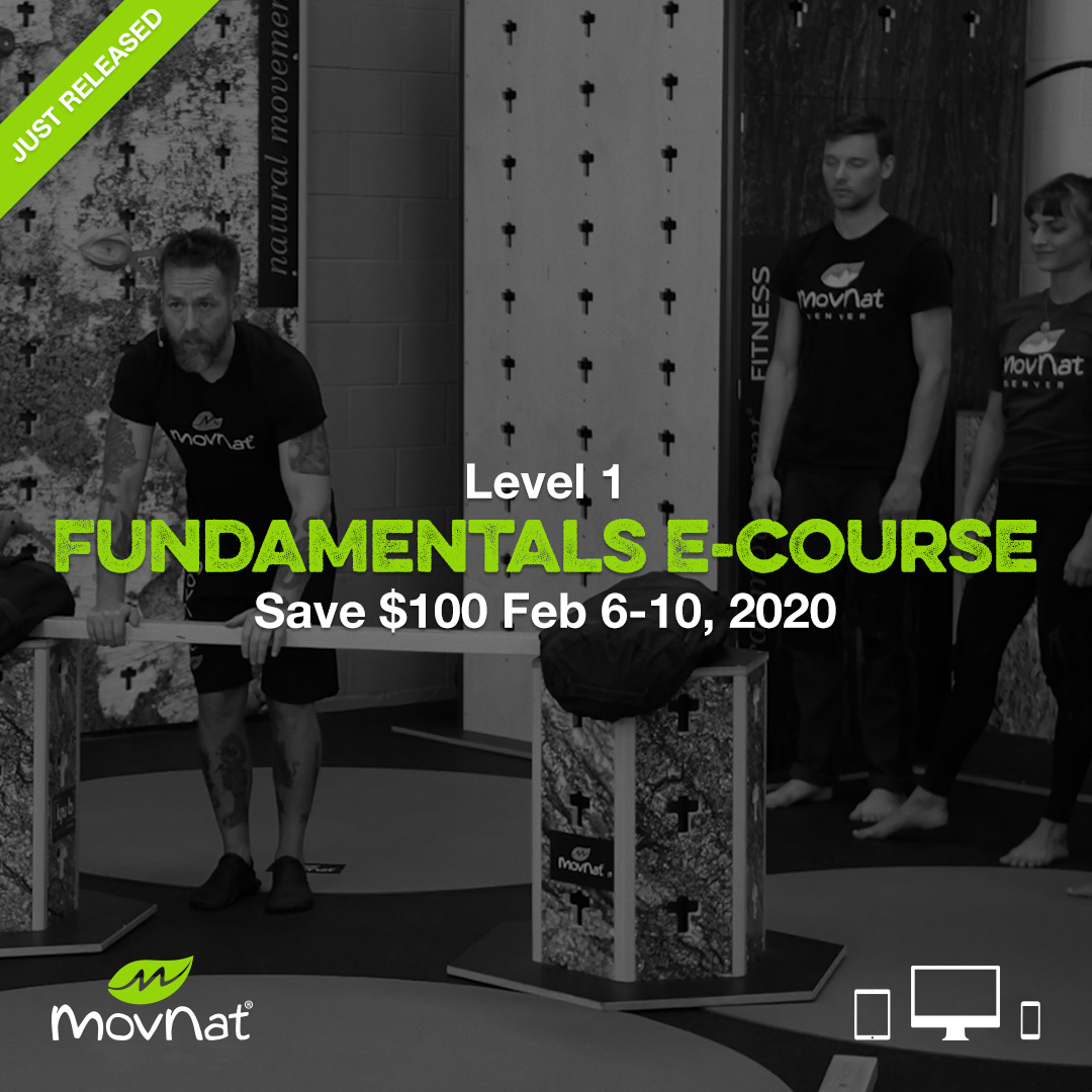 Build Your Foundation of Movement Skill, Fitness, and Capability - Naturally!
