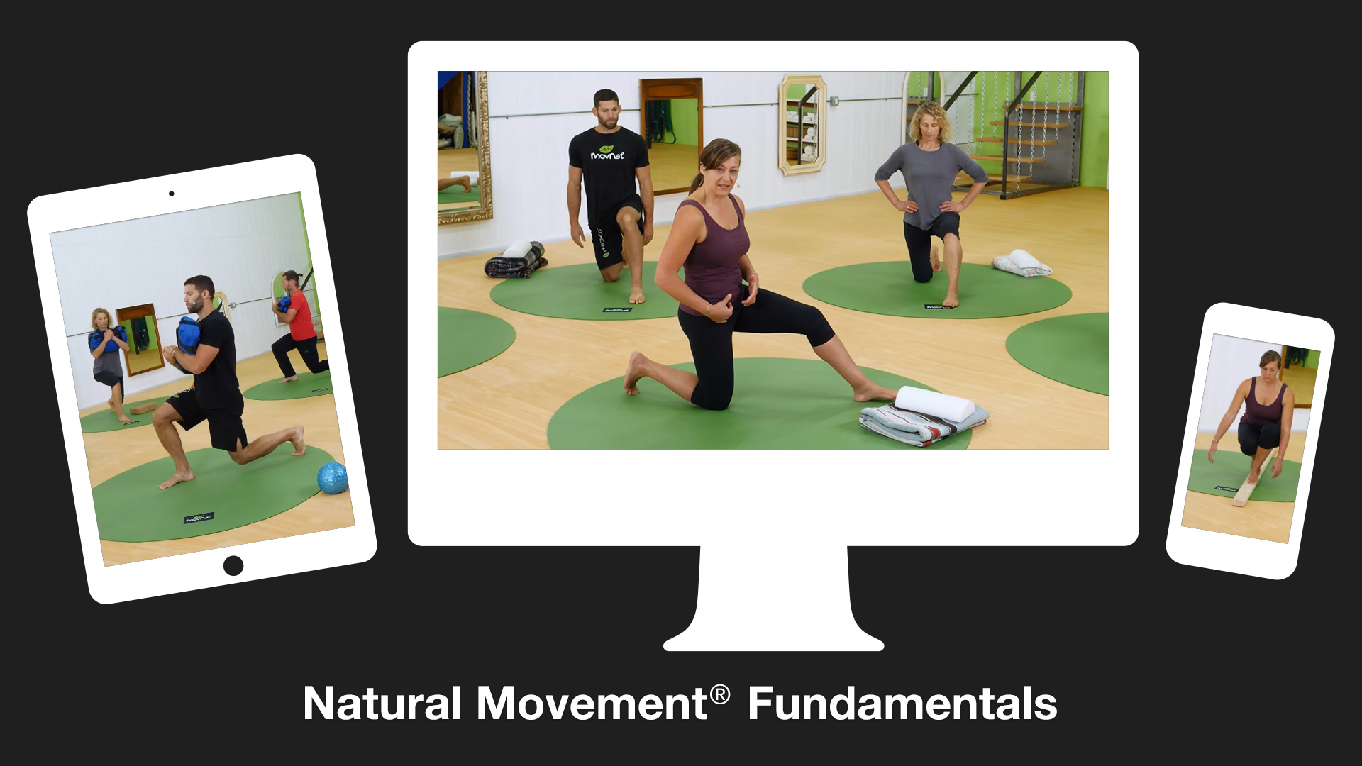 Restore Your Movement Skills & Improve Your Fitness Naturally