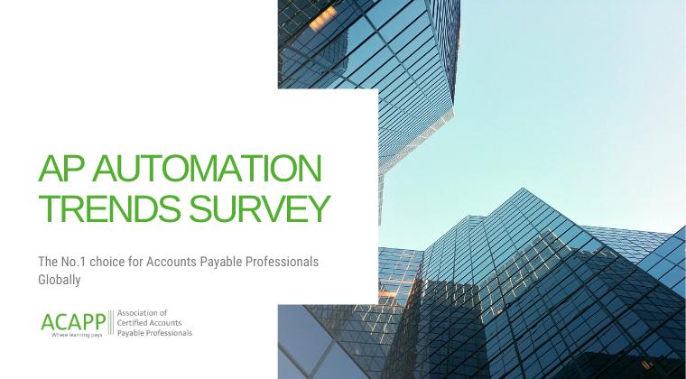 AP Automation Trends Survey