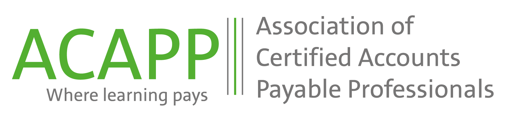 Association of Certified Accounts Payable Professionals