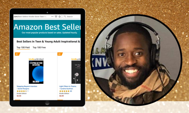 bestselling author success story dan mangena
