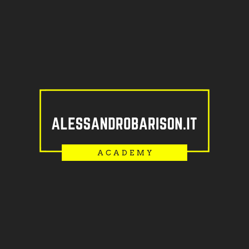 alessandro barison's academy