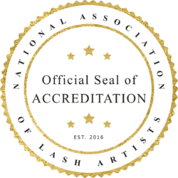 NALA Official Seal of Accreditation