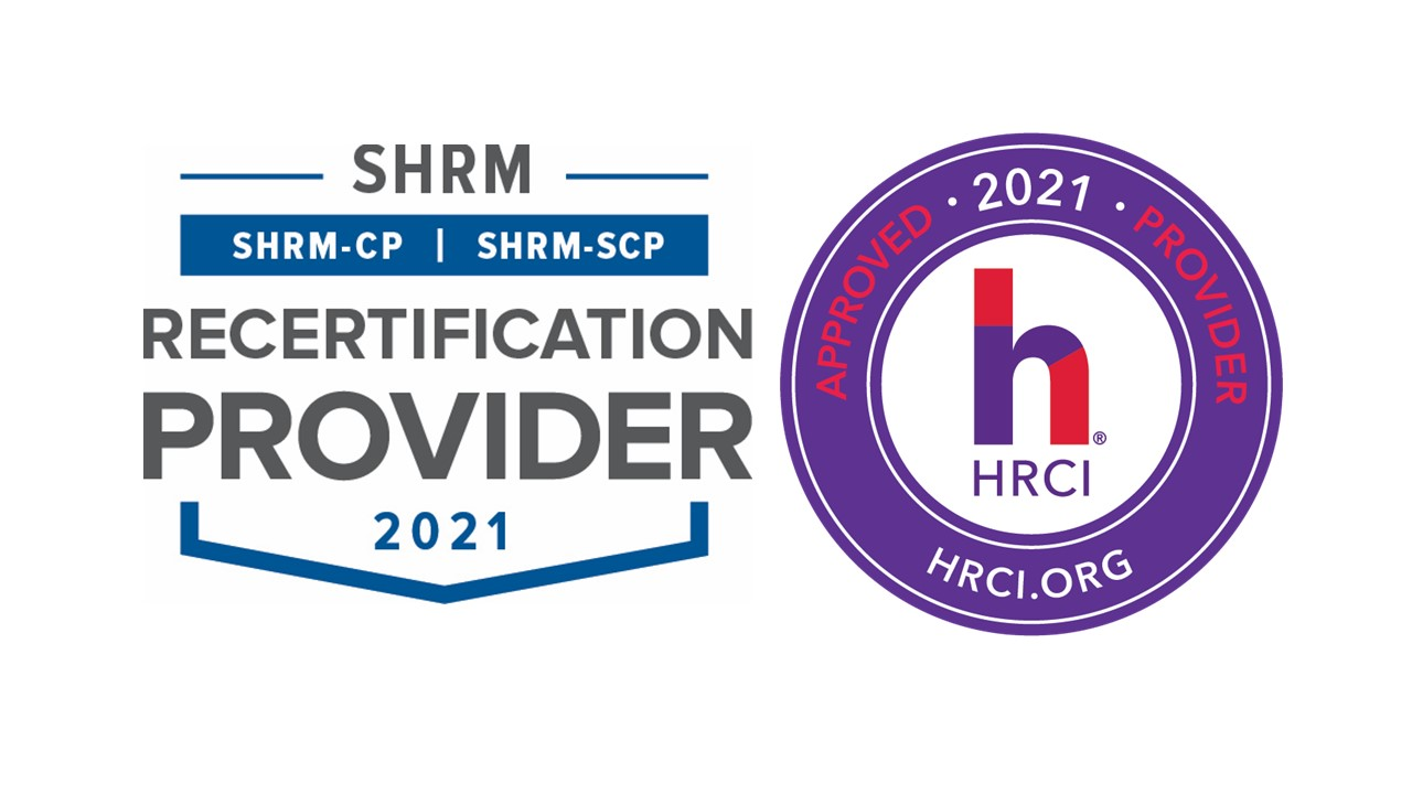 HRCI and SHRM Pre-Approved Course Bundles