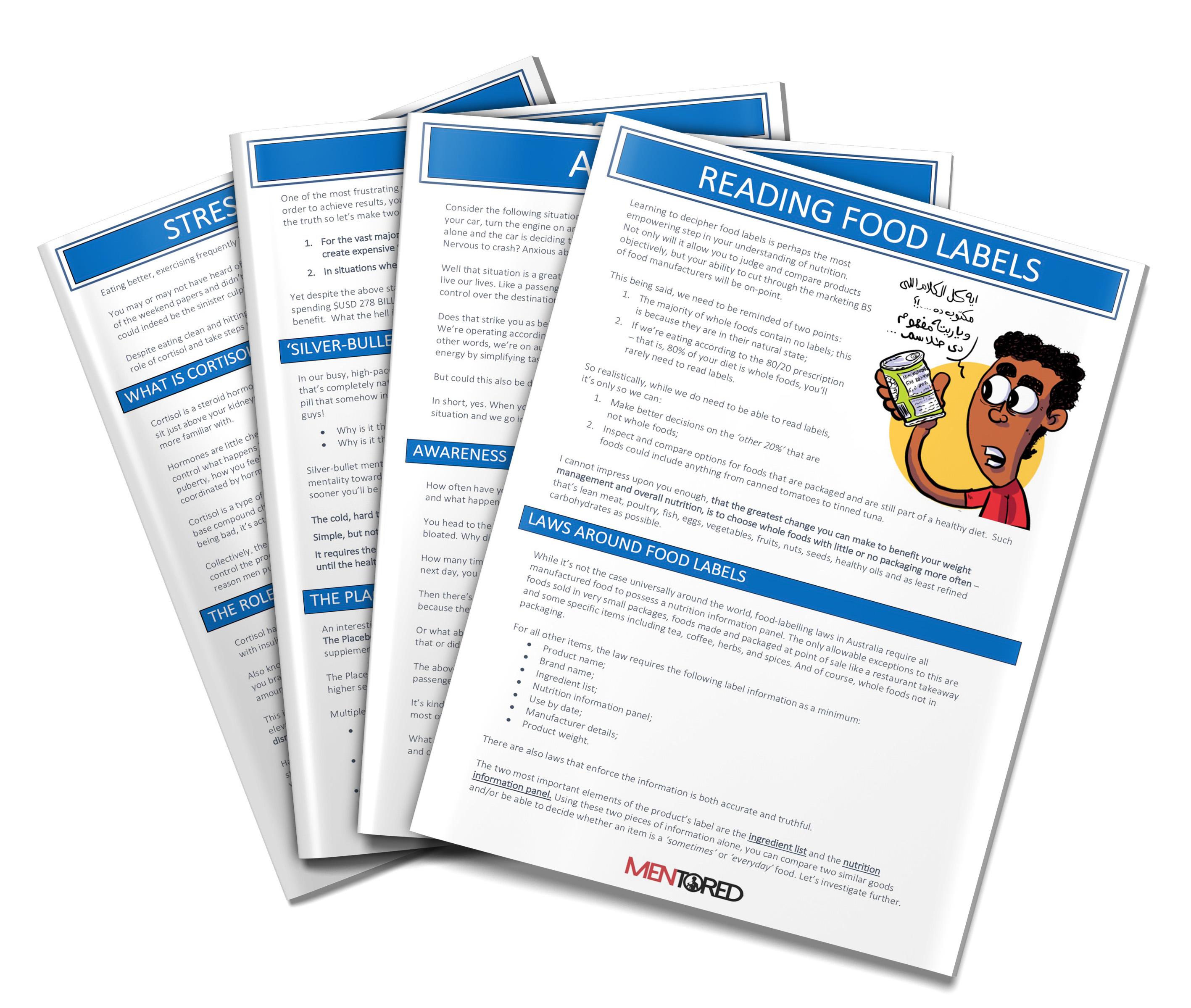 Downloadable Cheat Sheet Summaries