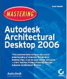 Mastering Autodesk Architectural Desktop 2006 book cover