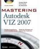 Mastering Autodesk VIZ 2007 book cover