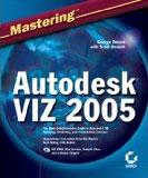 Mastering Autodesk VIZ 2005 book cover