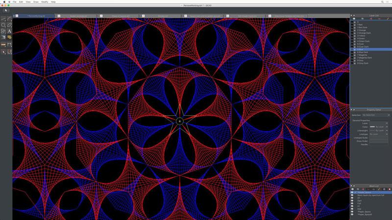 Q software screen capture