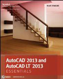 AutoCAD 2013 and AutoCAD 2013 LT Essentials book cover