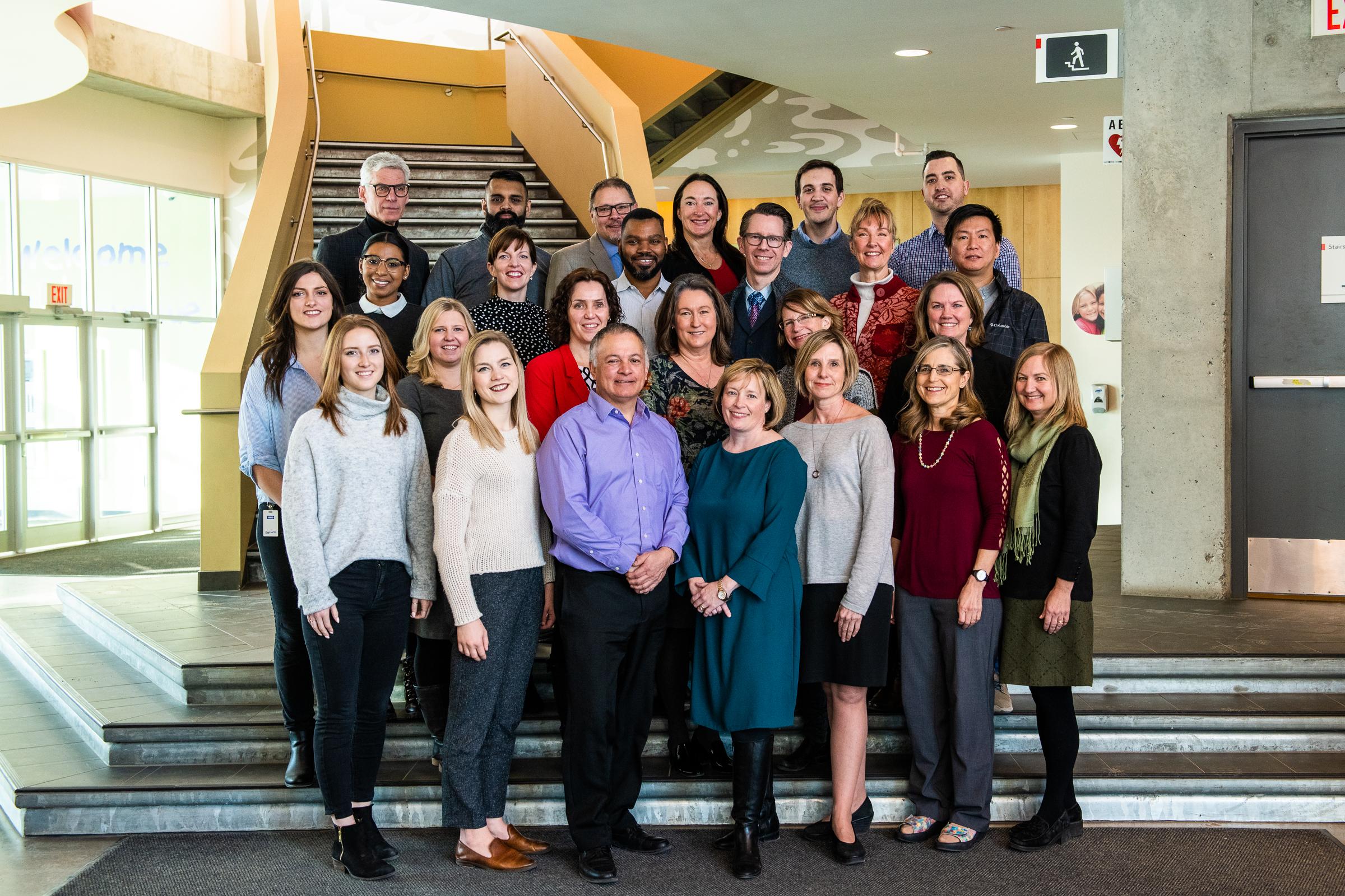 EmploymentWorks <br>Headquarters Team