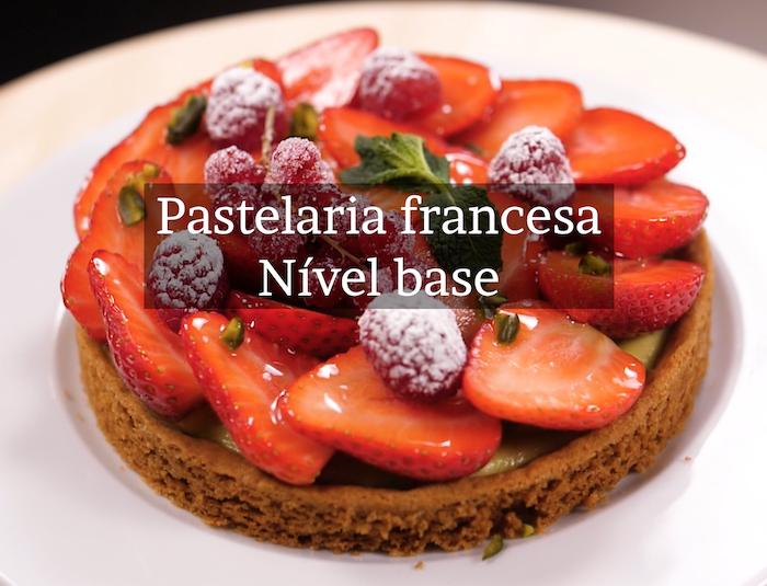 Criar pastelaria bonito, bolos e tortas