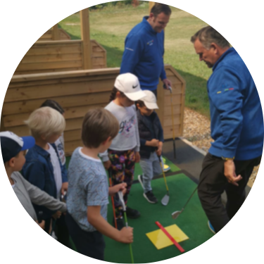 Become One of The First LPGA Level 1 Certified COLOUR PATH GOLF INSTRUCTORS