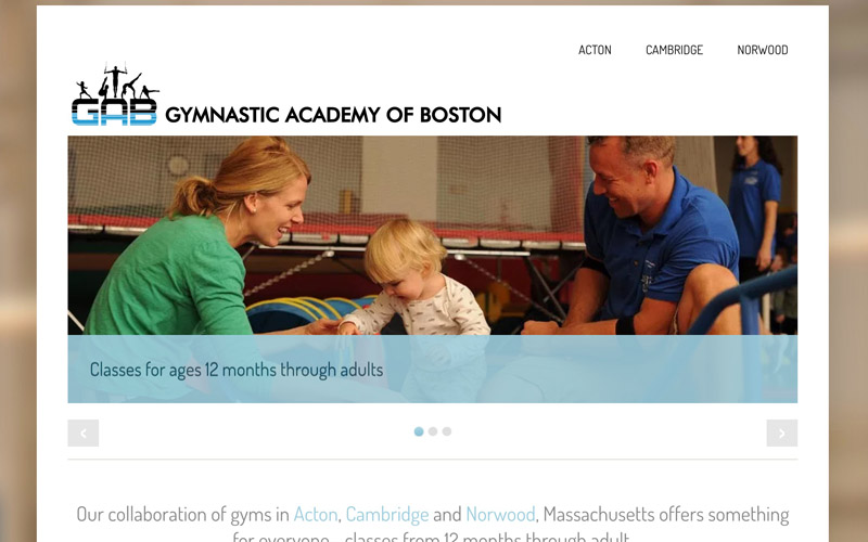 Gymnastic Academy of Boston